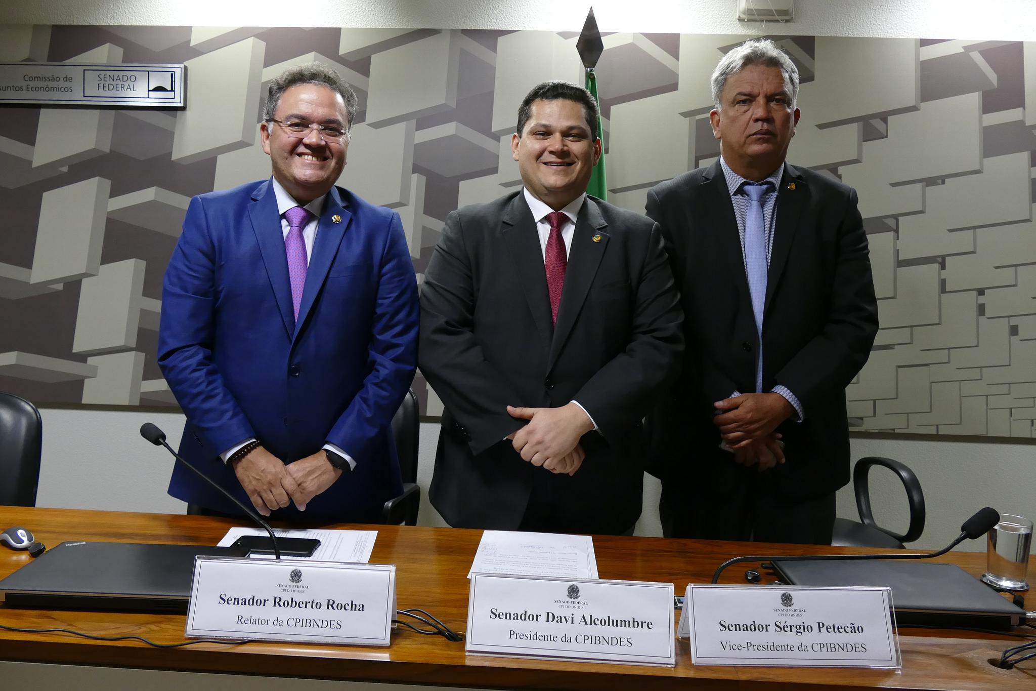 Roque de Sá_Agência Senado