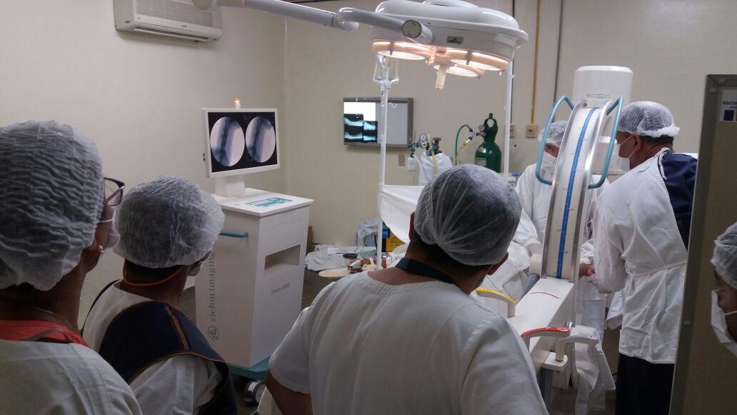 Sala de cirurgia Codó
