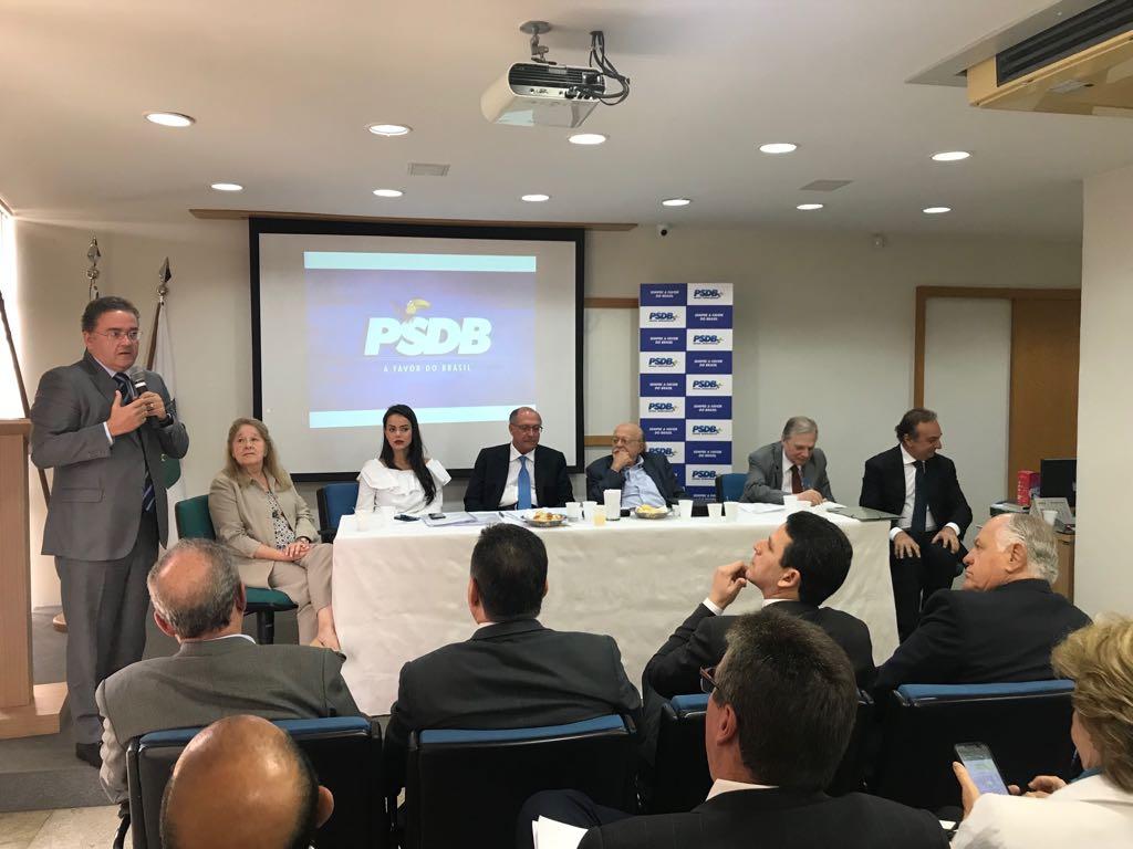 Sede do PSDB em Brasília