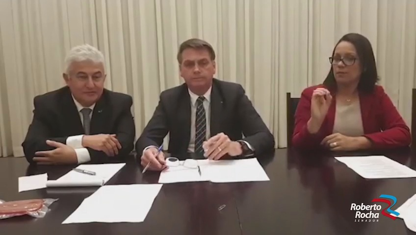 Brasil e o Maranhão, por meio da Base de Alcântara, serão sócios dos países e das empresas aeroespaciais internacionais, disse Bolsonaro