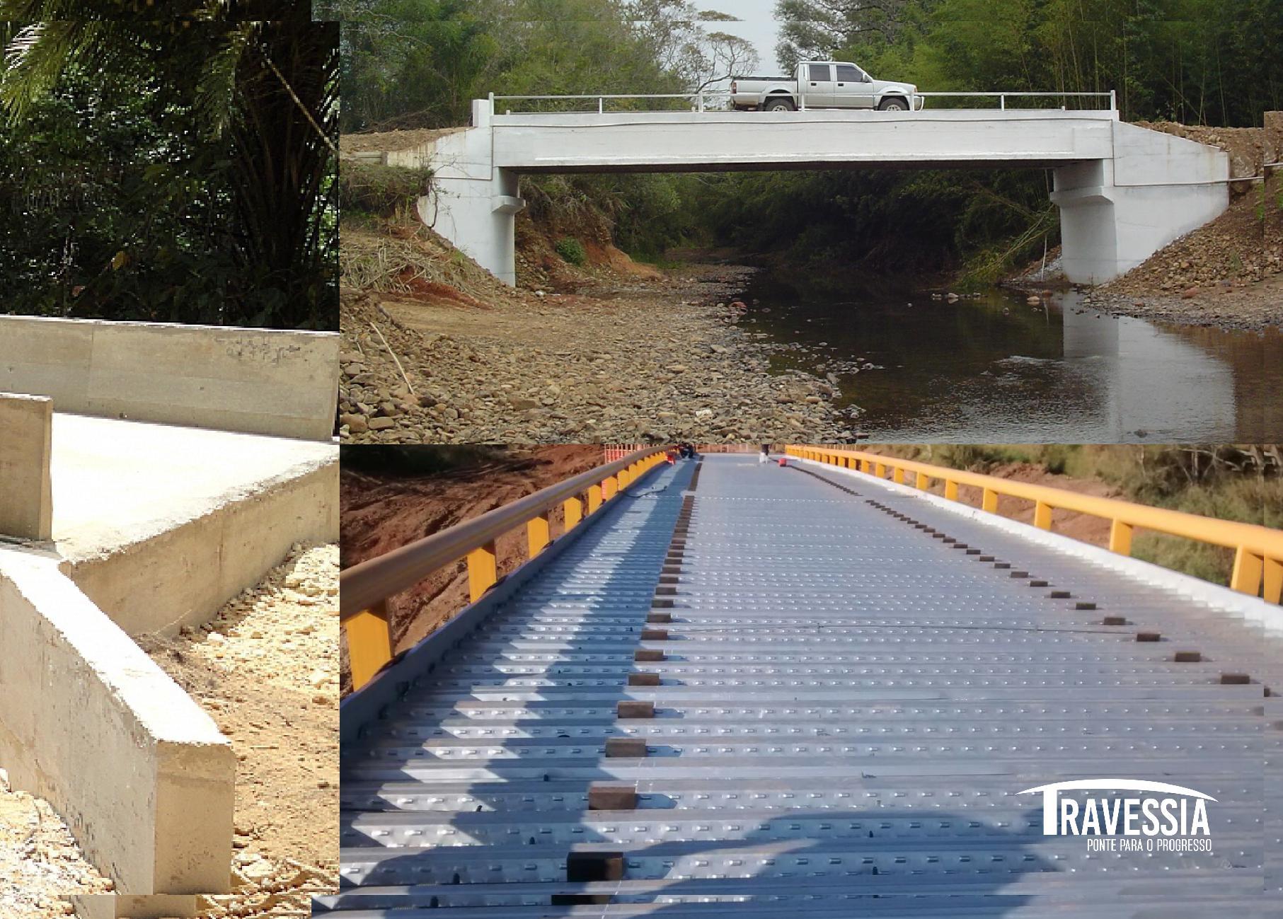 Projeto Travessia: Ponte para o Progresso
