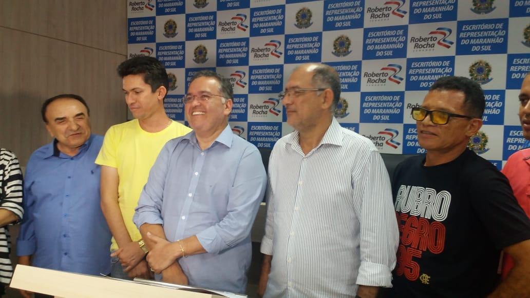 Criação da UFAMA é anunciada pelo senador Roberto Rocha