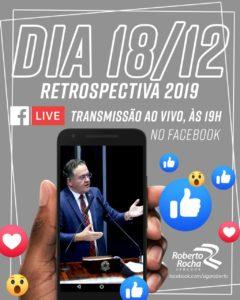 Roberto Rocha no Facebook