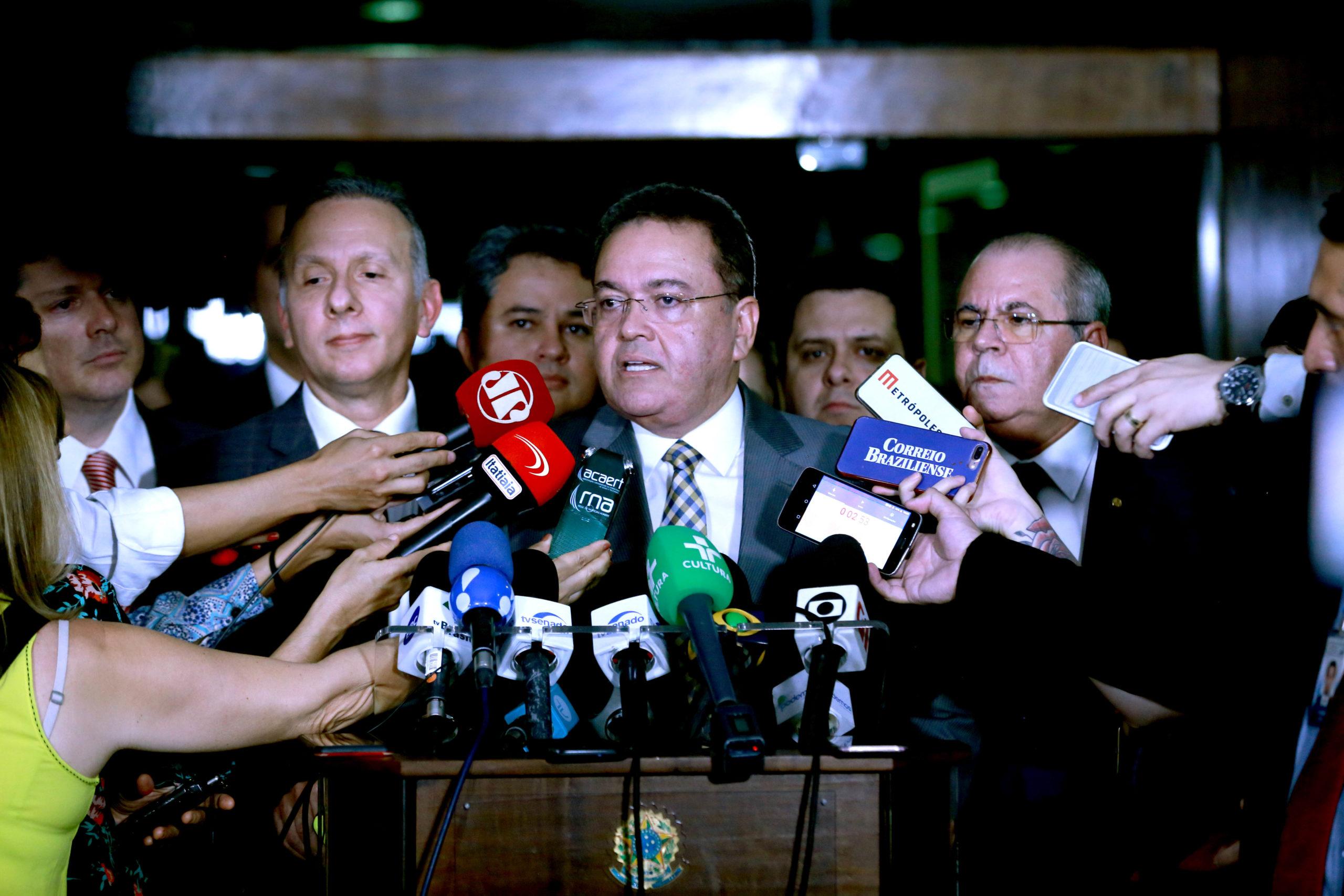 Comissão mista da Reforma Tributária é instalada