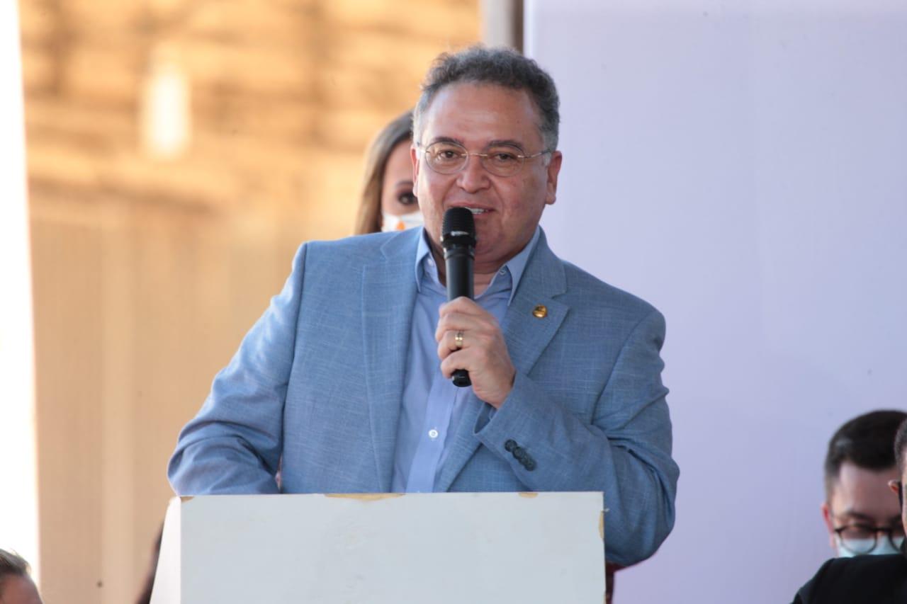Roberto Rocha anuncia edital de licitação para duplicação da BR-010