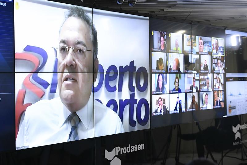 Aprovado projeto do senador Roberto Rocha que atualiza valor de imóvel no IR