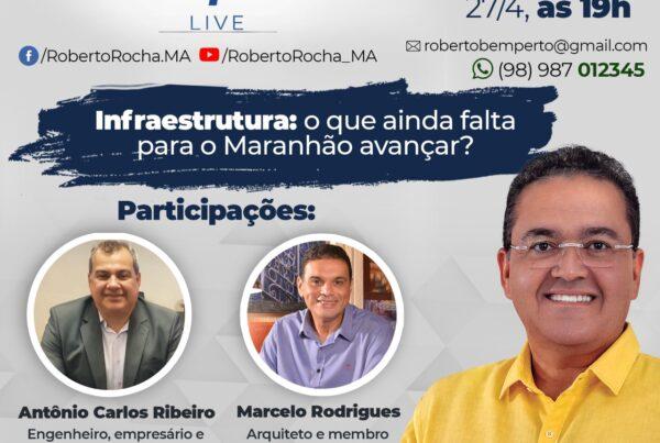 Infraestrutura no Maranhão