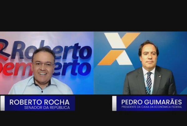 Live Roberto Bem Perto