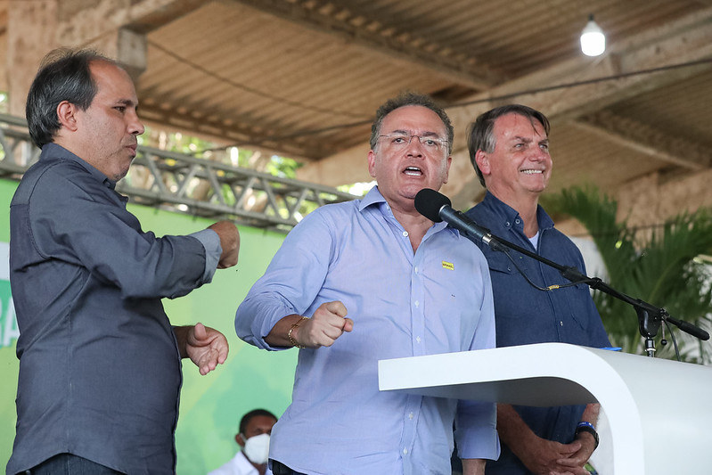 Roberto Rocha faz balanço da visita do presidente Bolsonaro no Maranhão
