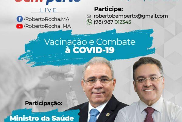 Vacinação e combate à covid